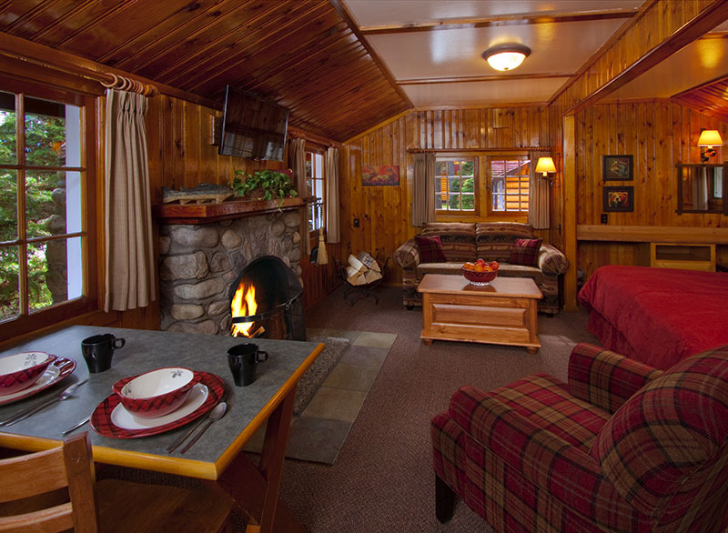 pin one room cabin on pinterest