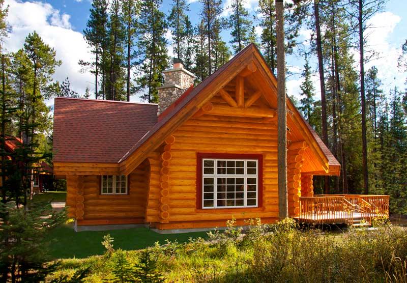 Jasper cabin rentals alpine village cabin resort for Jasper luxury cabins