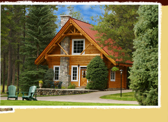 jasper cabin accommodation alpine village cabin resort